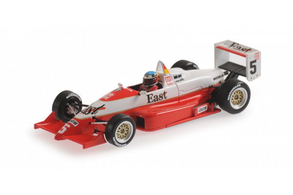 MINICHAMPS 1/43scale Reynard Spieth F903 Michael Schumacher 1990 German F3 Champion  [No.517904305]