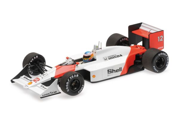 MINICHAMPS 1/18scale MCLAREN HONDA MP4/4 – FERNANDO ALONSO – CIRQUIT DE CATALUNYA 2015  [No.530881814]