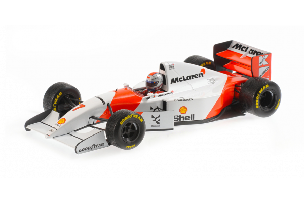 MINICHAMPS 1/18scale McLaren Honda MP4 / 8 Michael Mario Andretti European GP1993  [No.530931827]