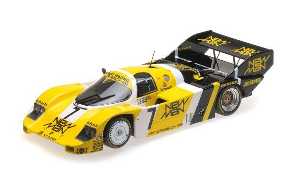 MINICHAMPS 1/18scale PORSCHE 956 K – JOEST RACING – PESCAROLO/JOHANSSON/SENNA – N'RING 1000 KILOMETERS 1984 – W/ DRIVER  [No.540841807]