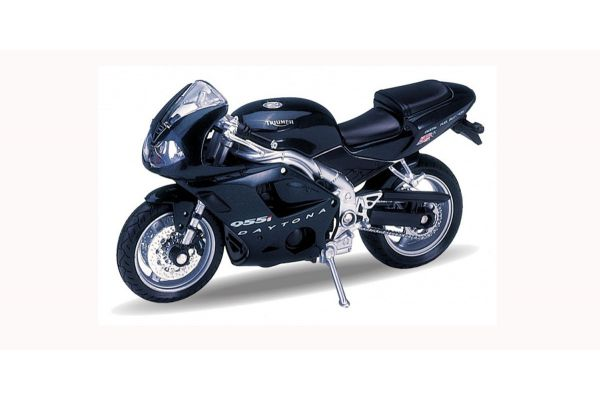 WELLY 1/18scale Triumph Daytona 9551 2002  [No.WE12176PW]