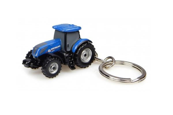UNIVERSAL HOBBIES scale New Holland T7.225 キーリング  [No.E5812]
