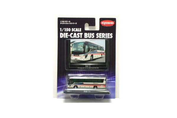 KYOSHO 1/150scale Keisei Bus (Isuzu Gala High-Decker)  [No.59019]