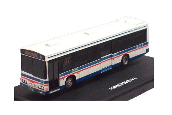 KYOSHO 1/80scale KAWASAKI-TSURUMI RINKO BUS Bus No.32 [No.64014]