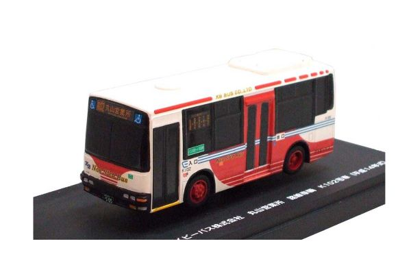 KYOSHO 1/80scale KB BUS Bus No.34 [No.64017]