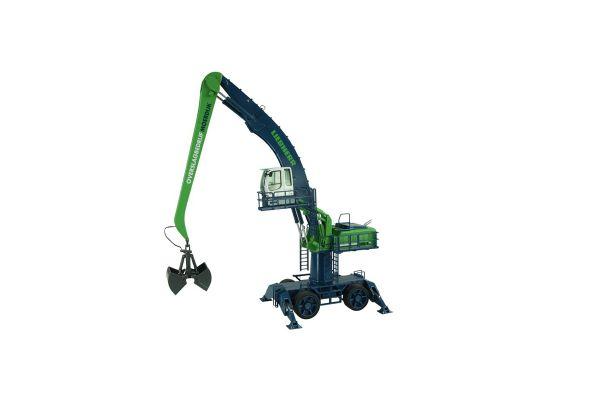 NZG 1/50scale LIEBHERR A954C HD High Rise Material Handler