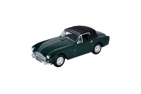 OXFORD 1/76scale Aston Martin DB2 MkIII DHC dark British Racing Green  [No.OX76AMDB22]