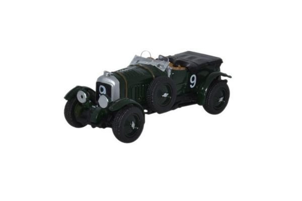 OXFORD 1/76scale Bentley Blower Le Mans 1930 No 9 Birkin / Chassagne  [No.OX76BB001]