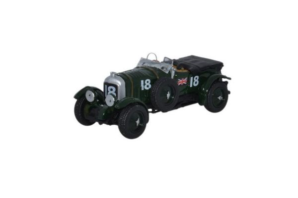 OXFORD 1/76scale Bentley Blower France GP 1930 No.8 Birkin  [No.OX76BB002]