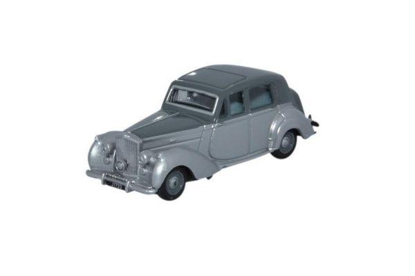 OXFORD 1/76scale Bentley MkVI Two-tone Gray [No.OX76BN6005]