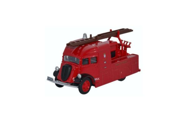 OXFORD 1/76scale Fordson Heavy Pump Unit London Fire Brigade  [No.OX76FHP002]