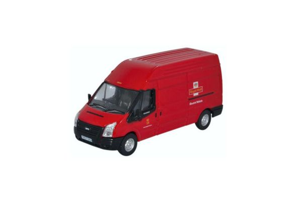 OXFORD 1/76scale Ford Transit LWB High Royal Mail  [No.OX76FT024]