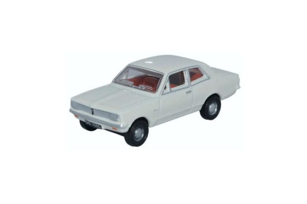 OXFORD 1/76scale Vauxhall Viva HB Monaco White [No.OX76HB004]