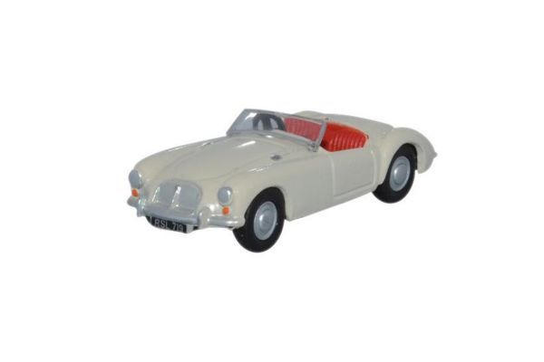 OXFORD 1/76scale MGA Old English White  [No.OX76MGA004]