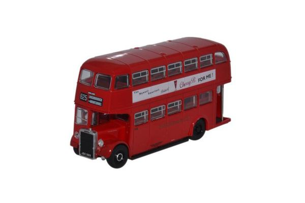 OXFORD 1/76scale Leyland Titan PD2_12 2 decker bus Midland Red  [No.OX76PD2002]