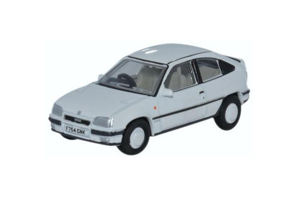 OXFORD 1/76scale Vauxhall Astra MkII White  [No.OX76VX001]