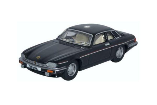 OXFORD 1/76scale Jaguar XJS Black  [No.OX76XJS005]