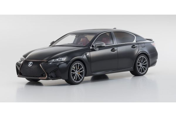 SAMURAI 1/18scale Lexus GS F Black  [No.KSR18017BK]