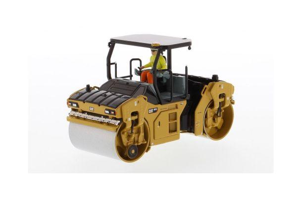DIECAST MASTERS 1/50scale Cat CB13 Tandem Vibratory Roller ROPS Configuration  [No.DM85594H]