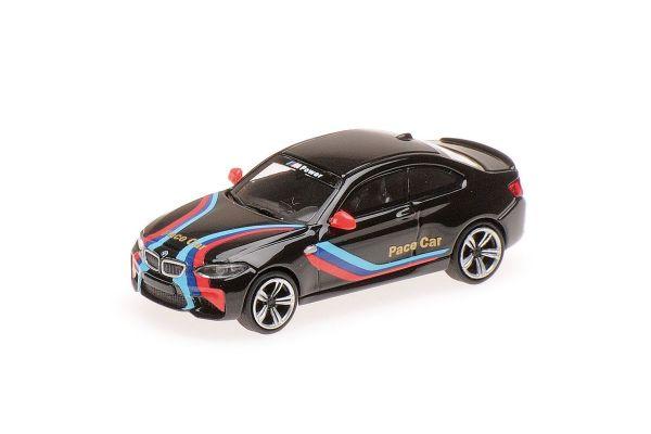 MINICHAMPS 1/87scale BMW M2 – 2016 – PACE CAR  [No.870027005]