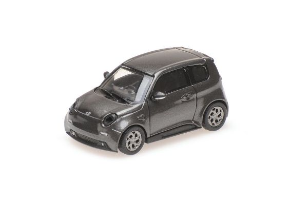 MINICHAMPS 1/87scale E.GO LIFE - 2018 - GREY METALLIC  [No.870098101]