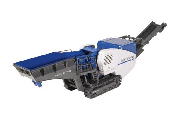NZG 1/50scale KLEEMANN MC 110 Z track-mounted jaw crusher New Design  [No.NZG8781]