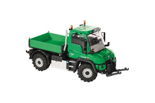 NZG 1/50scale Mercedes-Benz Unimog U 400 farming work specification  [No.NZG9103]