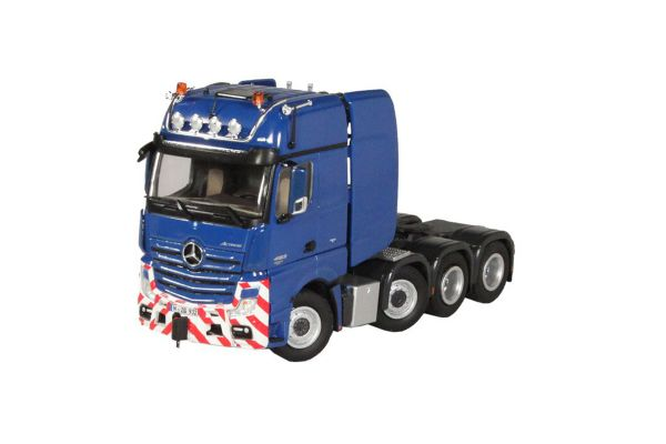 NZG 1/50scale Mercedes-Benz Actros Giga space SLT Blue [No.NZG932-21]