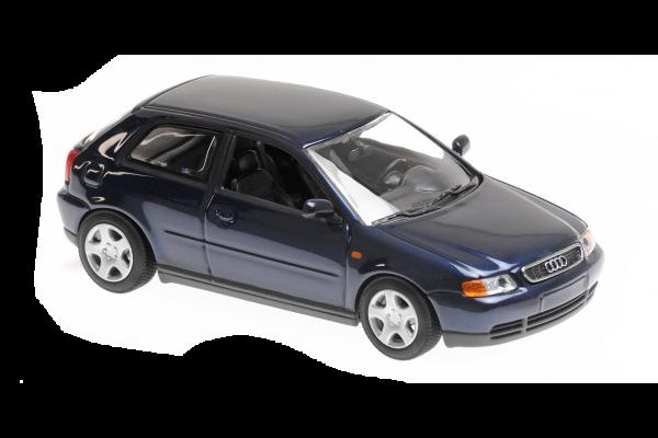 MINICHAMPS 1/43scale Audi A3 1996 Blue Metallic  [No.940015100]