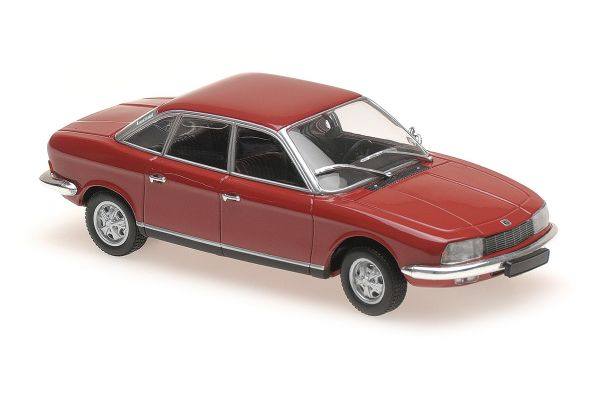 MINICHAMPS 1/43scale NSU RO 80 – DERBYROT II – 1967  [No.940015402]