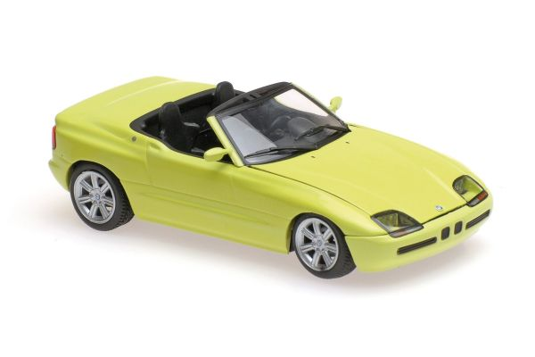 MINICHAMPS 1/43scale BMW Z1 (E30) – 1991 – YELLOW  [No.940020100]