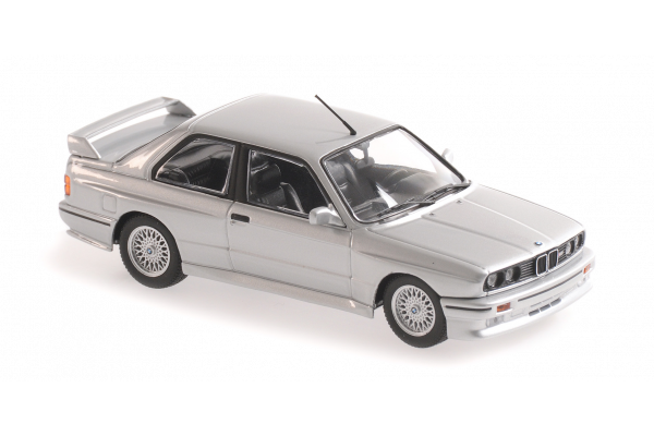 MINICHAMPS 1/43scale BMW M3 (E30) 1987 Silver Metallic  [No.940020302]