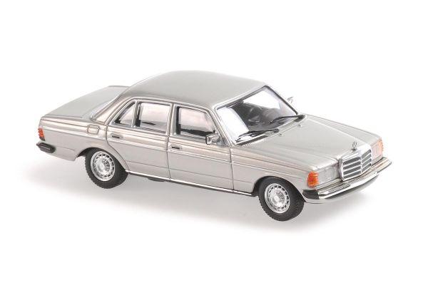 MINICHAMPS 1/43scale Mercedes Benz (W123) 230E 1982 Silver Metallic  [No.940032202]