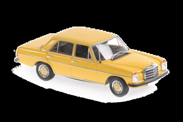 MINICHAMPS 1/43scale Mercedes Benz 200 1968 Yellow  [No.940034006]