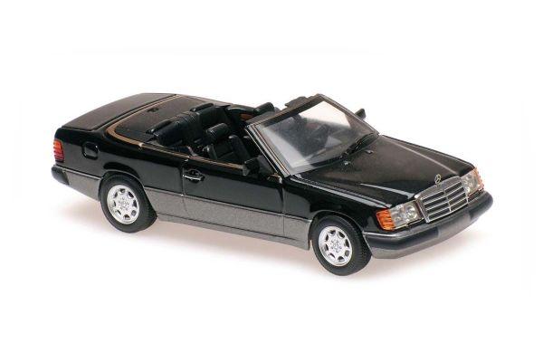 MINICHAMPS 1/43scale Mercedes-Benz 300 CE 24 (A 124) 1991 Blue Metallic  [No.940037031]
