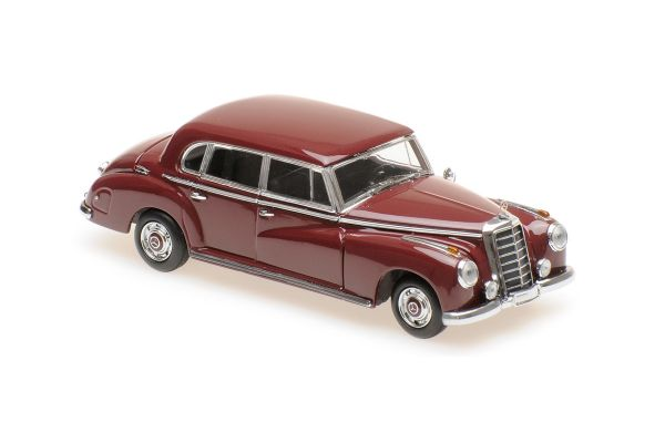 MINICHAMPS 1/43scale MERCEDES-BENZ 300 – 1951 – DARK RED  [No.940039060]
