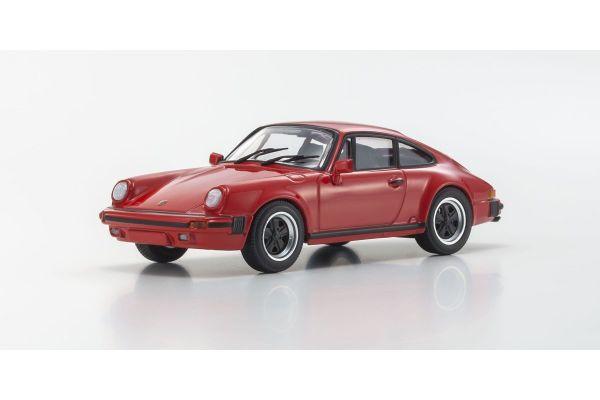 MINICHAMPS 1/43scale PORSCHE 911 SC – 1979 – RED  [No.940062021]