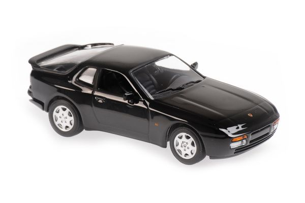 MINICHAMPS 1/43scale Porsche 944 S 1989 Black  [No.940062221]
