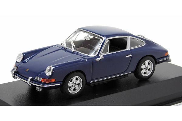 MINICHAMPS 1/43scale PORSCHE 911 – 1964 – BLUE  [No.940067121]