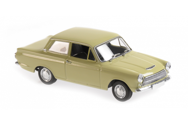 MINICHAMPS 1/43scale Ford Cortina MKI 1962 Green  [No.940082001]