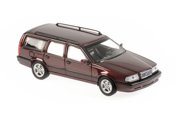 MINICHAMPS 1/43scale Volvo 850 Break 1994 Red Metallic  [No.940171510]