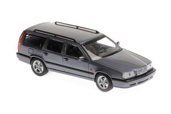 MINICHAMPS 1/43scale Volvo 850 Break 1994 Blue Metallic  [No.940171511]