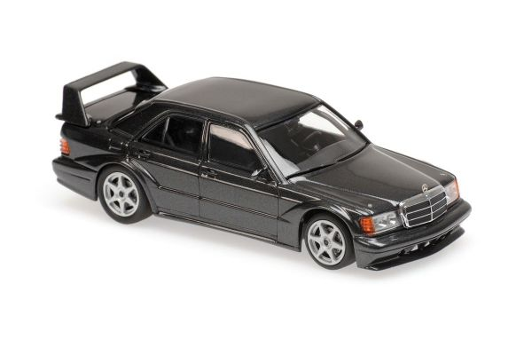 MINICHAMPS 1/43scale MERCEDES-BENZ 190E 2.5-16 EVO2 – 1990 – BLUE-BLACK METALLIC  [No.940923400]
