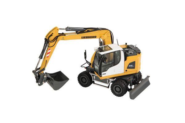NZG 1/50scale LIEBHERR A918 compact Ritoronikku hydraulic excavator  [No.NZG943]