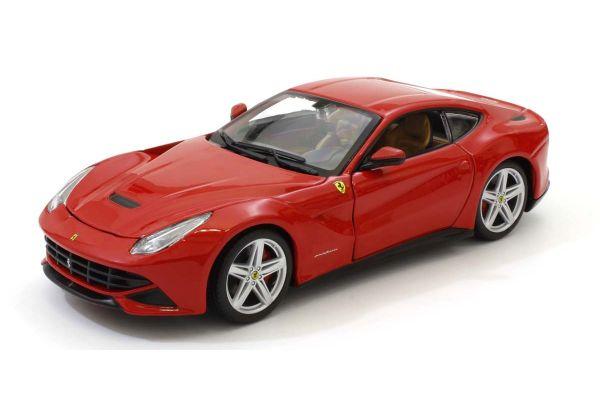 Bburago 1/24scale フェラーリ F12 ベルリネッタ Red [No.18-26007R]