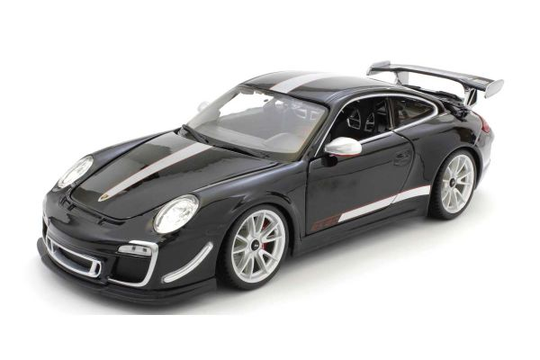 Bburago 1/18scale Porsche 911 GT3 RS4.0 (black)  [No.BUR11036BK]