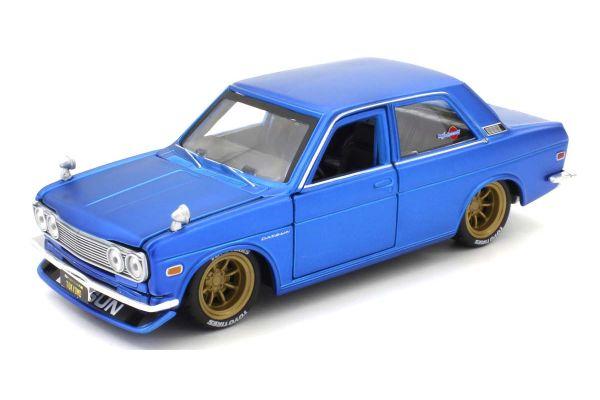 MAISTO 1/24scale Datsun 510 Blue  [No.MS32527BL]