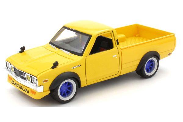 MAISTO 1/24scale Datsun 620 Pickup Yellow  [No.MS32528Y]