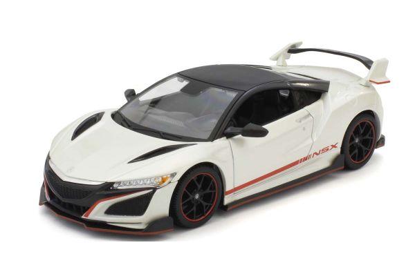 MAISTO 1/24scale Acura NSX White  [No.MS32536W]