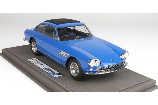 BBR 1/18scale Ferrari 330GT 2 + 2 closed roof (Blue) John Lennon owned car limited 200pcs  [No.BBR1834B]
